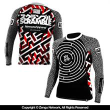 "Newaza Apparel ""Seeker"" Rash..."